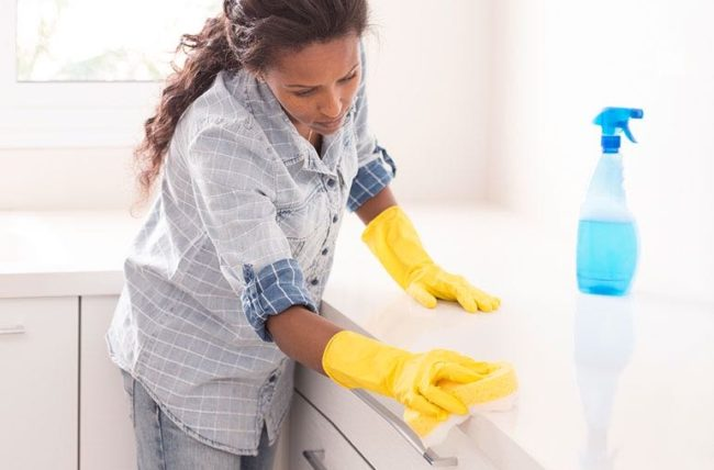 Look For Guides in Cleaning Granite Countertops